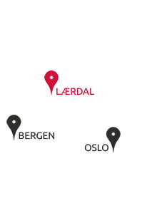 Laerdal Norwegen